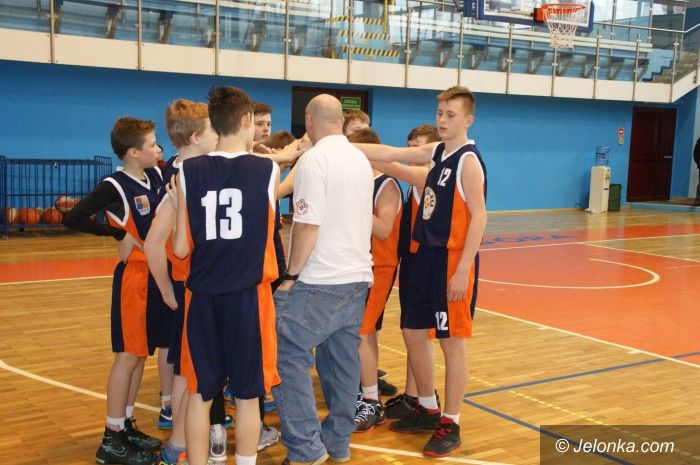 Jelenia Góra: Mini–koszykarze Sudetów odnoszą kolejne zwycięstwa