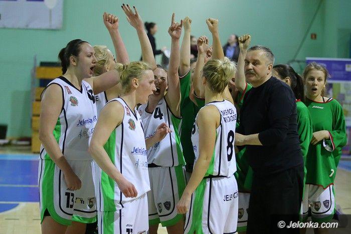 Jelenia Góra: Kapitalny występ koszykarek Karkonoszy
