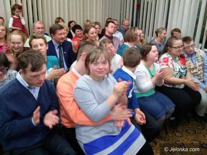 Jelenia Góra: Światowy Dzień Zespołu Downa w JCK