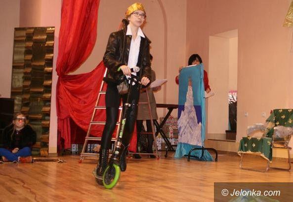Region: Niepełnosprawni w konkursie inscenizacji bajek