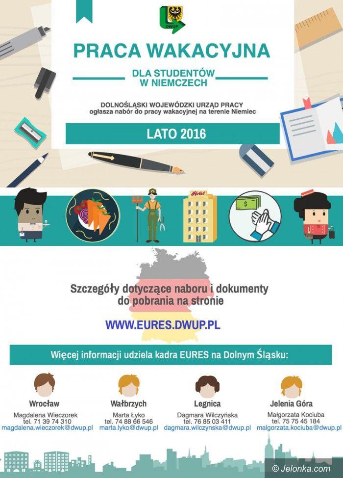 Polska: Praca wakacyjna dla studentów w Niemczech