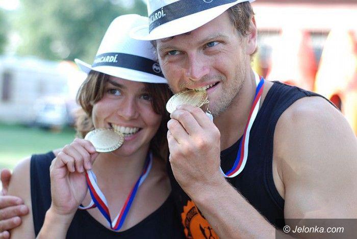 Jelenia Góra: Freestyle'owa para wraca do treningów na wodzie