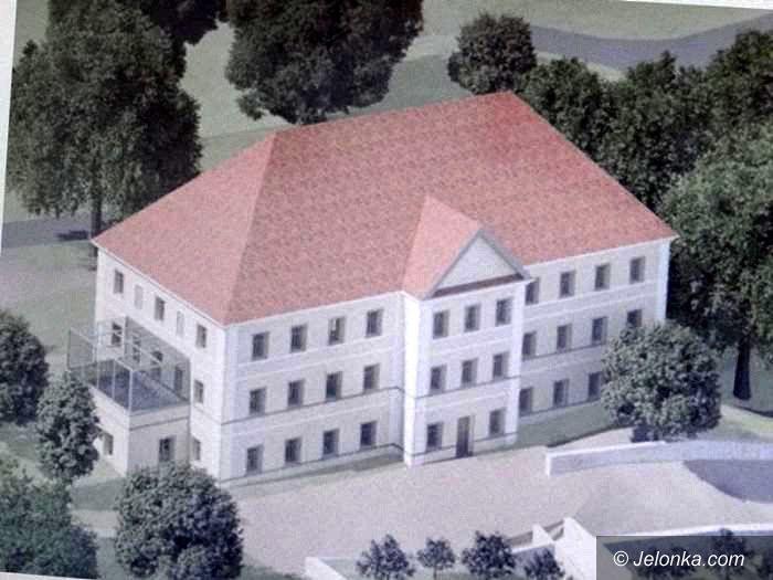 Jelenia Góra: Będzie rewitalizacja pałacu w Sobieszowie