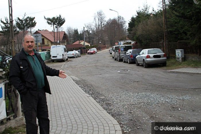Jelenia Góra: Będzie remont ulicy Goduszyńskiej