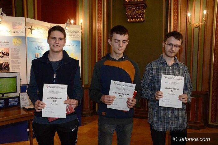 Jelenia Góra: Międzynarodowe sukcesy uczniów ZSEiG3 z Jeleniej Góry