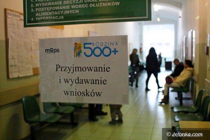 """Jelenia Góra: Inwestycja """"Rodzina 500+"""" rozpoczęta"""