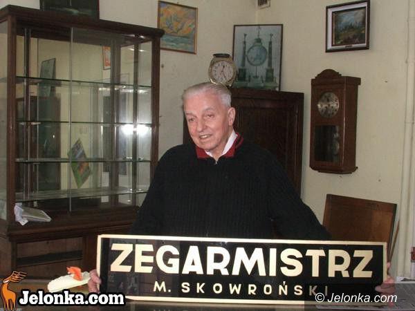 Jelenia Góra: Mirosław Skowroński: zasłużony zaklinacz czasu