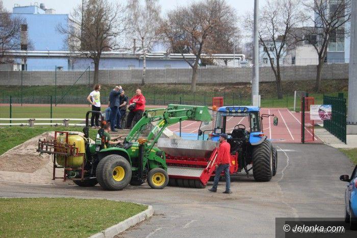 Jelenia Góra: Tamex wkroczył na stadion