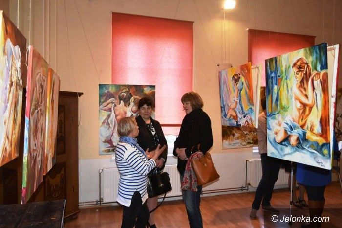 Mysłakowice: Niezwykła wystawa Wiesławy Paproty