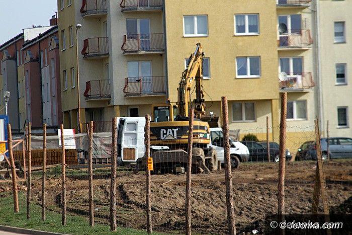 Jelenia Góra: Budowa POLOmarketu idzie pełną parą