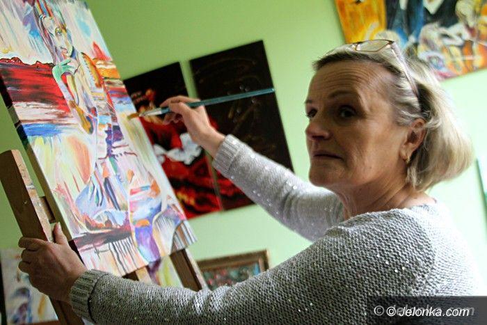 Mysłakowice: Odkryła swój talent przez chorobę