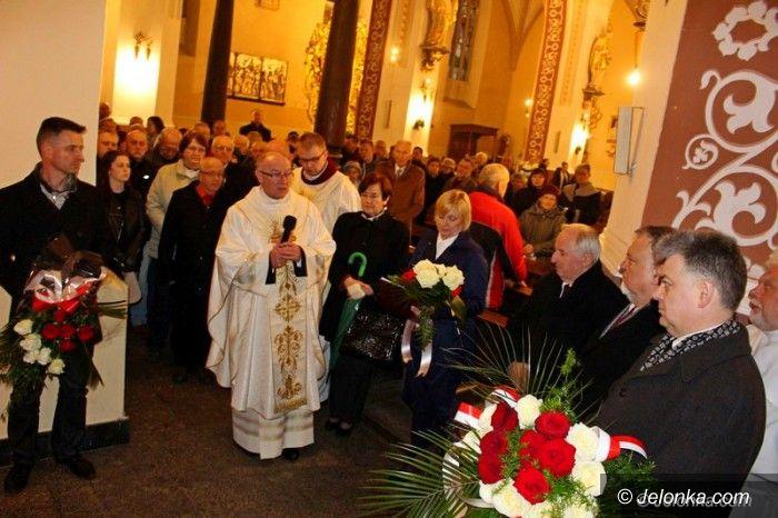 Jelenia Góra: Msza w intencji ofiar katastrofy smoleńskiej