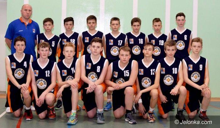 Ostrów Wielkopolski: Efektowny triumf mini–koszykarzy Sudetów