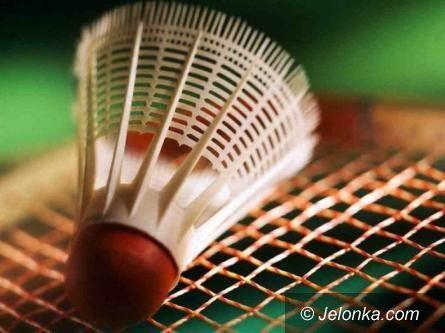 Warszawa: Brązowy duet jeleniogórskich badmintonistów