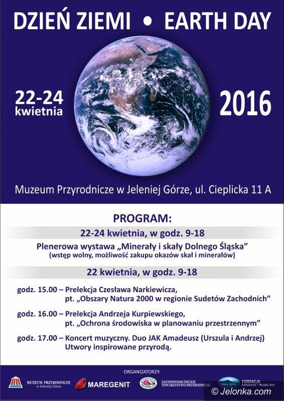 Jelenia Góra: Dzień Ziemi w Muzeum Przyrodniczym w Cieplicach