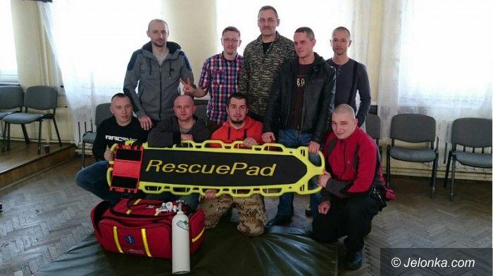 Jelenia Góra: W jeleniogórskiej straży miejskiej są ratownicy