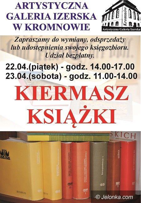Region: Kiermasz książki w Kromnowie
