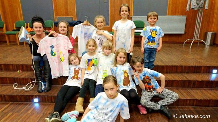 Jelenia Góra: Wiosenne warsztaty kreatywności artystycznej
