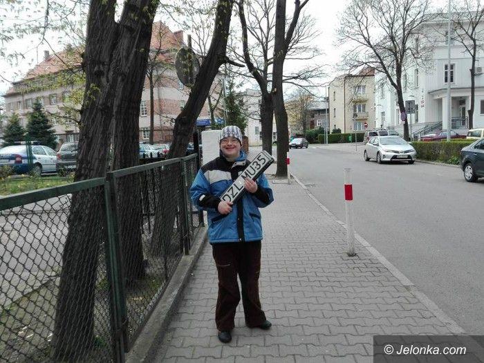 Jelenia Góra: Tablice odnalezione