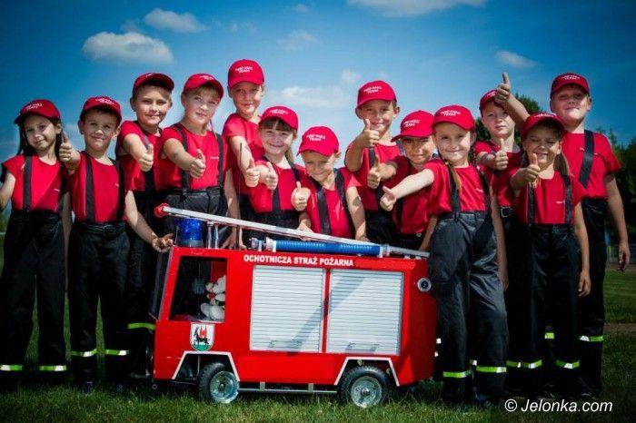 Janowice Wielkie: Nabór do Młodzieżowej Drużyny Pożarniczej