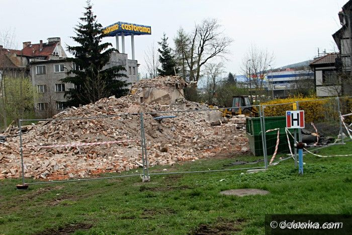 Jelenia Góra: Co stanie na miejscu dawnej bursy Ekonomika?