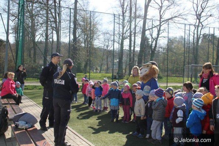 Janowice Wielkie: Policjanci w janowickim przedszkolu