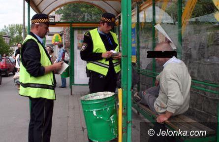 Jelenia Góra: Zmiany w straży miejskiej przesunięte w czasie