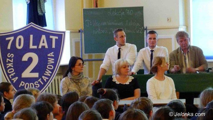 """Jelenia Góra: """"70 lat temu… w Dwójce"""""""