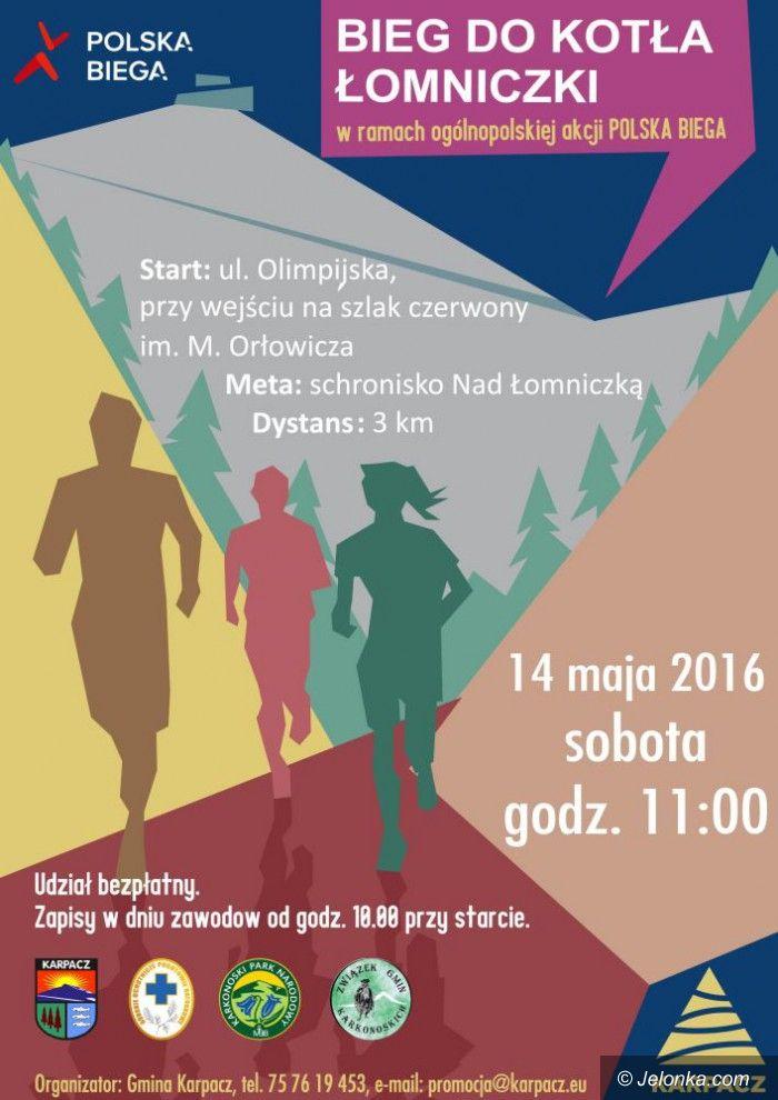 Karpacz: W sobotę Bieg do Kotła Łomniczki