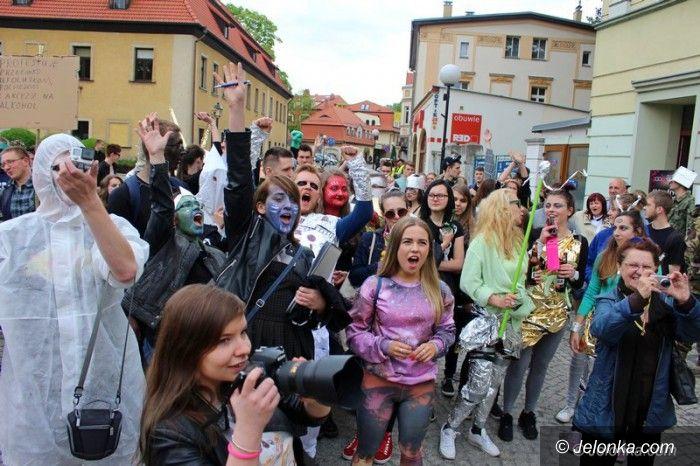 Jelenia Góra: Klucze do miasta w rękach studentów