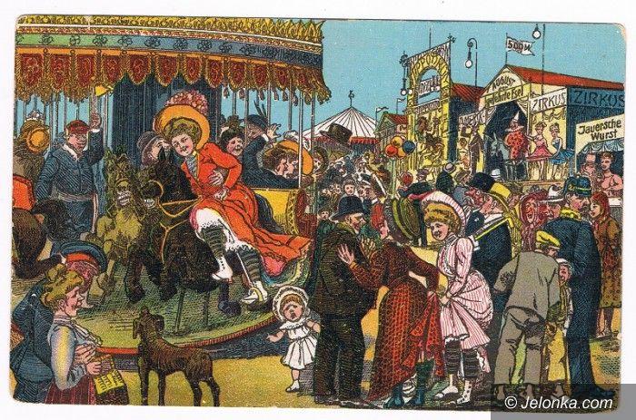 Jelenia Góra: O dawnych cieplickich jarmarkach i festynach