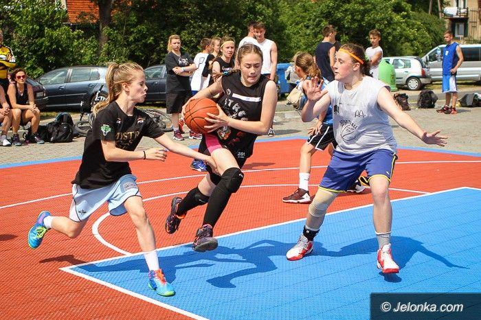 Jelenia Góra: Turniej koszykówki ulicznej za nami
