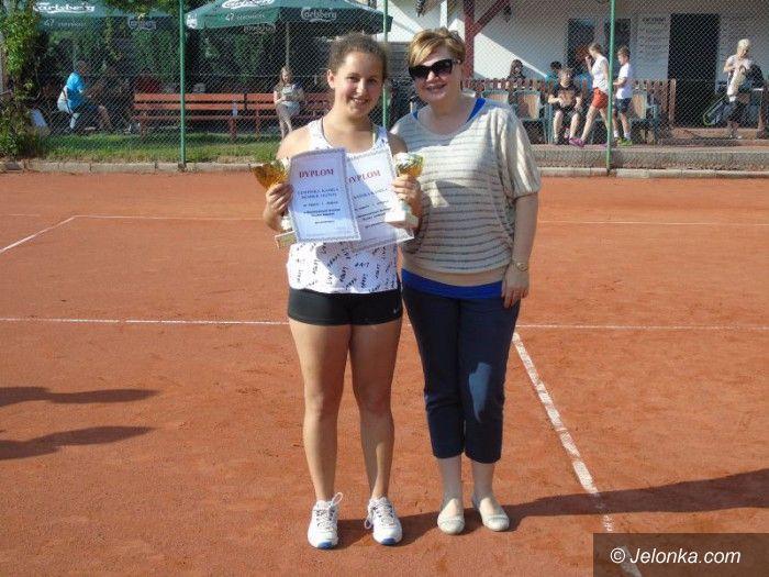 Jelenia Góra: Jeleniogórscy tenisiści z medalami