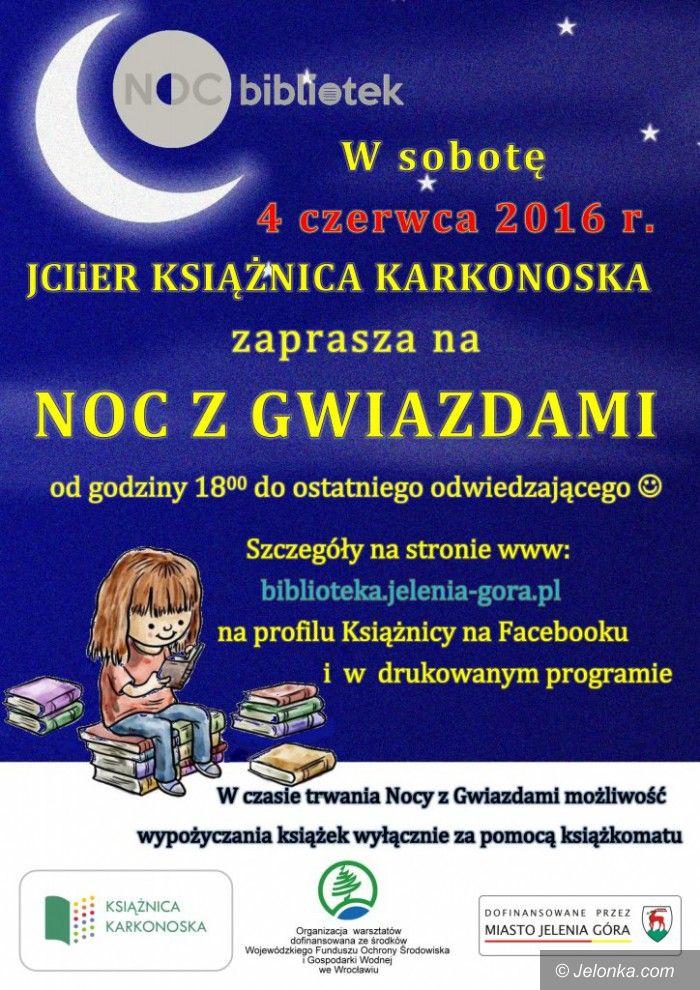 Jelenia Góra: Noc w Książnicy – już jutro
