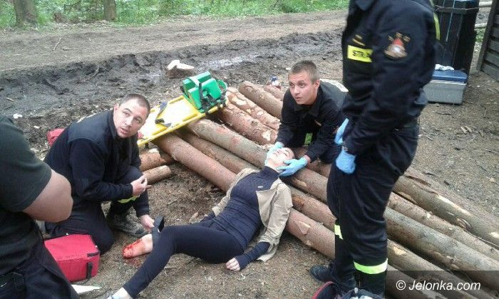 Region: Ratowali ofiary masowych wypadków. Szkoleniowo (foto)