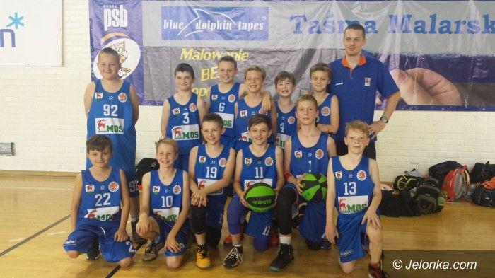 Poznań: Koszykarze Sudetów błysnęli formą