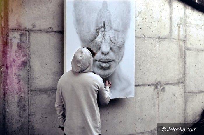 Jelenia Góra: Jeleniogórski artysta podbija stolicę