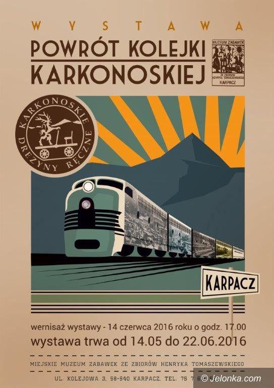 Karpacz: O kolejce karkonoskiej w Karpaczu