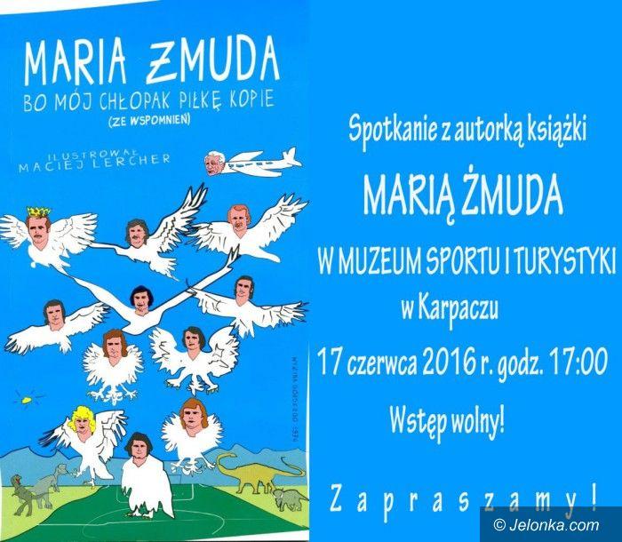 Karpacz: Spotkanie autorskie z Marią Żmudą w Karpaczu