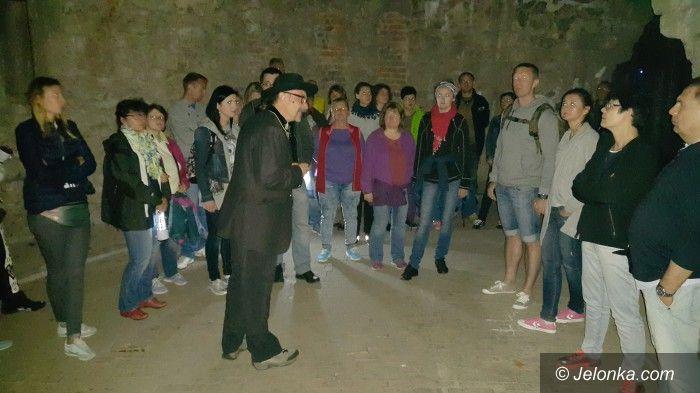 Region: Nocne zwiedzanie zamku Książ pełne emocji