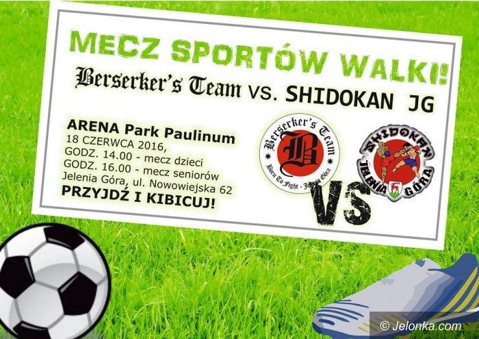 Jelenia Góra: W sobotę mecz sportów walki