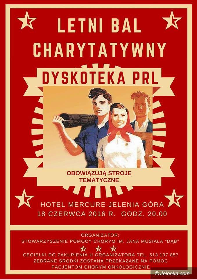 Jelenia Góra: Charytatywny bal w stylu PRL – jutro