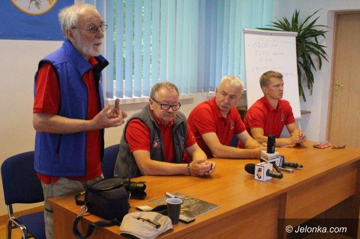 Jelenia Góra: Spotkanie pokoleń ratowników GOPR