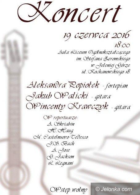 """Jelenia Góra: W niedzielę koncert w """"Żeromie"""""""