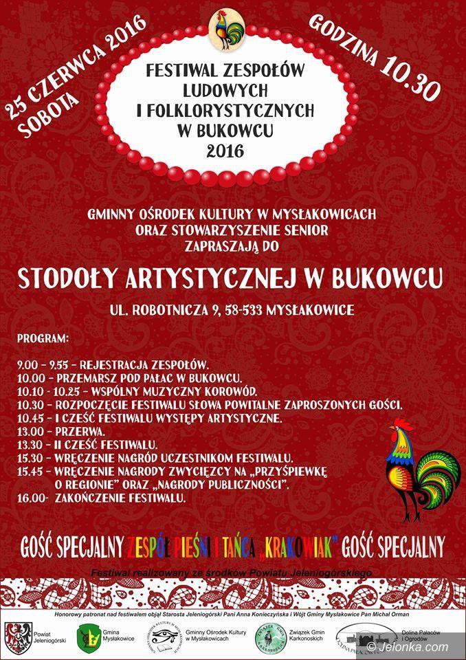 Region: Festiwal Zespołów Ludowych