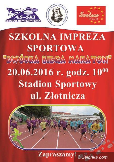 """Jelenia Góra: Jutro wielki maraton """"Dwójki"""""""