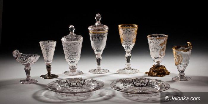 Jelenia Góra: Kolekcja szkła bogatsza o cenne eksponaty