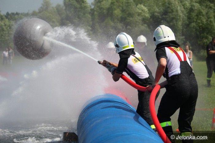 Jelenia Góra: Zabawa ze strażakami idealna na upał