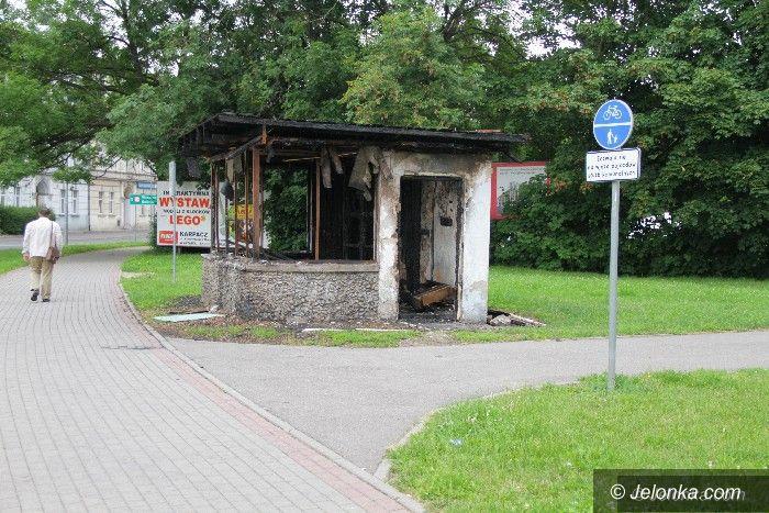 Jelenia Góra: Spalona nieruchomość wreszcie do rozbiórki