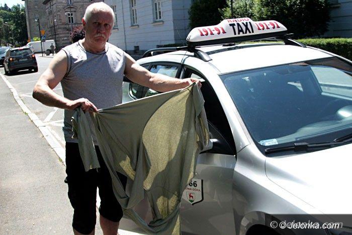 Jelenia Góra: Taksówkarz: pobił mnie kierowca z konkurencji